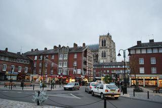 ...appelée aujourd'hui Place Max Lejeune