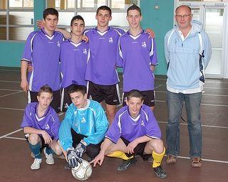 l'équipe du CAJ